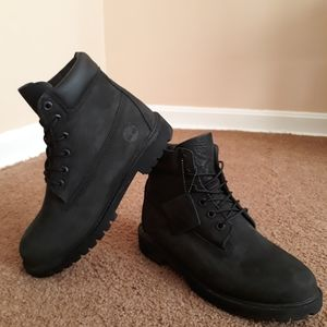 $50 Used Timberland Boots Size 7